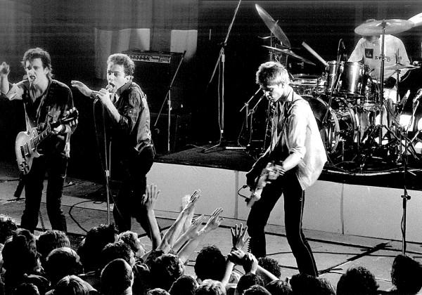 The Clash: Το μαχητικό Ροκ