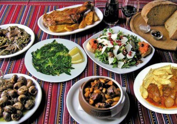 Η διατροφή στην ορεινή Κρήτη άλλοτε και τώρα. Μια συνέντευξη