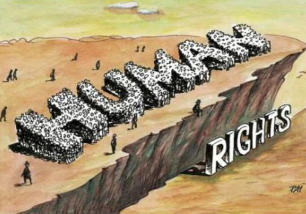 Ανθρώπινα δικαιώματα: στην απαισιοδοξία της γνώσης να αντιτάξουμε την αισιοδοξία της βούλησης