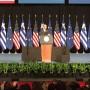 Το γεγονός της χρονιάς. Η επίσκεψη Ομπάμα στην Αθήνα  [U.S. President Obama's Speech in Athens]