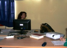 Διάλεξη της κ. Μαρίνας Τσέκου, επιμελήτριας εκπαίδευσης του Εθνικού Μουσείου Σύγχρονης Τέχνης, στο πλαίσιο του ομίλου «Μαθηματικά και Λογοτεχνία»