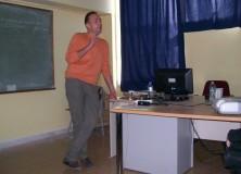 Διάλεξη  του κ. Αλέξανδρου Καραφωτιά, Ph.D, για την περίοδο του Μεσοπολέμου
