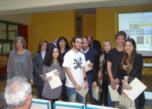 Απονομή των βραβείων και των επαίνων στους μαθητές/τριες και τα σχολεία που συμμετείχαν στον τοπικό διαγωνισμό EUSO 2013.