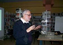 Διάλεξη του κ. Στέφανου Τραχανά Διευθυντή των Πανεπιστημιακών Εκδόσεων Κρήτης για τη ζωή