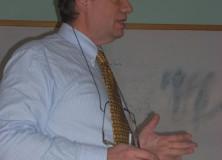 Διάλεξη του σεισμολόγου δρ. Γιάννη Καλογερά, Τρίτη 19 Νοεμβρίου 2013