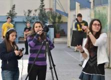 Ελένη Κατσαμπέκη, ««Μάθημα» κινηματογράφου σε σχολικές τάξεις»