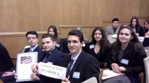 Ολοκλήρωση προγράμματος Athens Model of United Nations