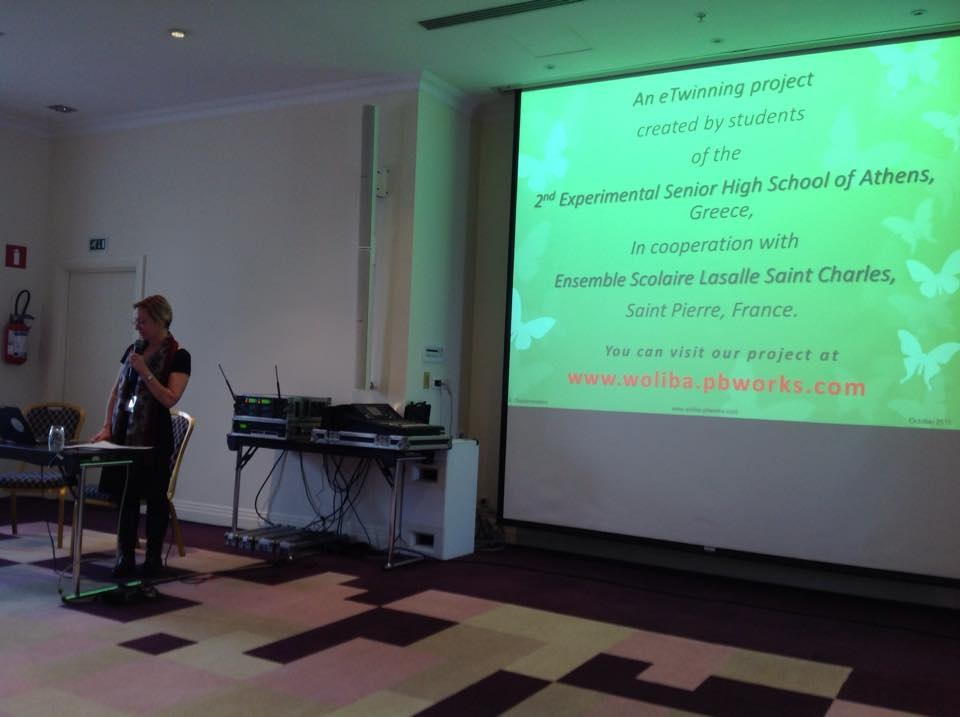 Presentation Brussels 2015