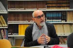Συνάντηση και συζήτηση με τον δημοσιογράφο Χρίστο Καλουντζόγλου