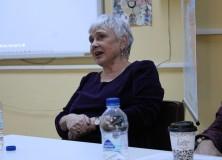 Επισκέψεις στον Όμιλο Κινηματογράφου: Ξένια Καλογεροπούλου