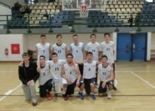 Με το δεξί η ομάδα καλαθοσφαίρισης….