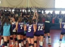 Στον Μεγάλο Τελικό η ομάδα πετοσφαίρισης κοριτσιών!!!!!!