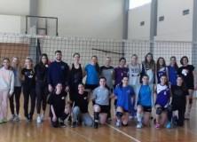 Σημαντικός φιλικός αγώνας για την ομάδα πετοσφαίρισης στη Σχολή Ε.Φ.Α.Α Αθηνών