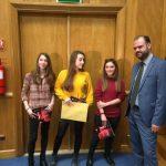 Η ομάδα του Σχολείου μας κατέλαβε τη 2η θέση στον Πανελλήνιο Διαγωνισμό EUSO